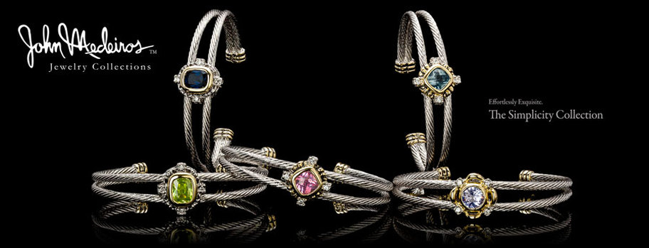 John Medeiros Jewelry Collection